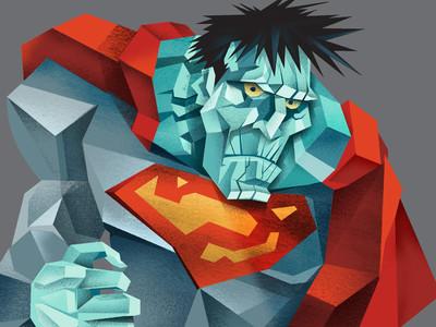 Old Guy Superman