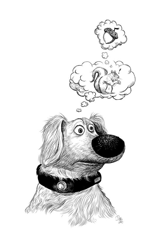 Dog have dreams